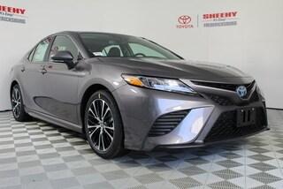 New Toyota  2019 Toyota Camry Hybrid SE Sedan for sale in Fredericksburg, VA