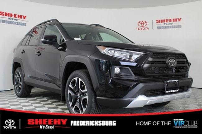 New Toyota 2019 Toyota RAV4 Adventure SUV for sale in Fredericksburg, VA