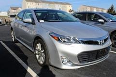 Used vehicle 2014 Toyota Avalon Sedan for sale in Fredericksburg, VA