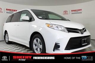 New Toyota  2019 Toyota Sienna LE 8 Passenger Van for sale in Fredericksburg, VA