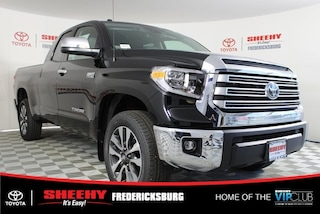 New 2019 Toyota Tundra Limited 5.7L V8 Truck Double Cab for sale in Fredericksburg, VA