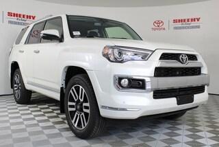 New Toyota  2019 Toyota 4Runner Limited SUV for sale in Fredericksburg, VA