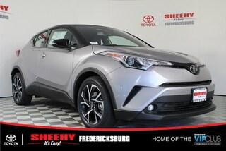 New 2019 Toyota C-HR Limited SUV for sale in Fredericksburg, VA