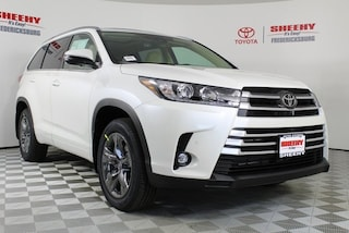 New Toyota  2019 Toyota Highlander Limited Platinum V6 SUV for sale in Fredericksburg, VA