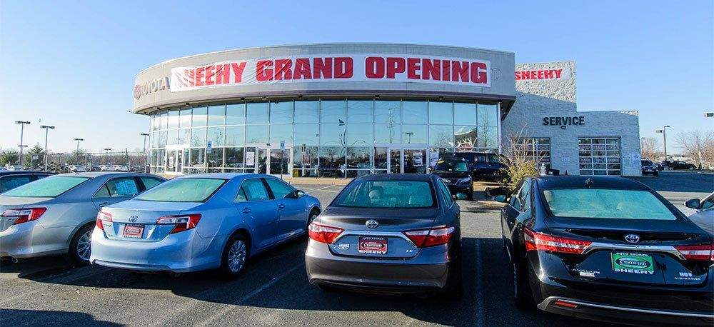 At Sheehy Toyota Of Stafford We Make It Easy For Our Customers To Service  Their Vehicle At Their Convenience. Toyota Service In Stafford ...