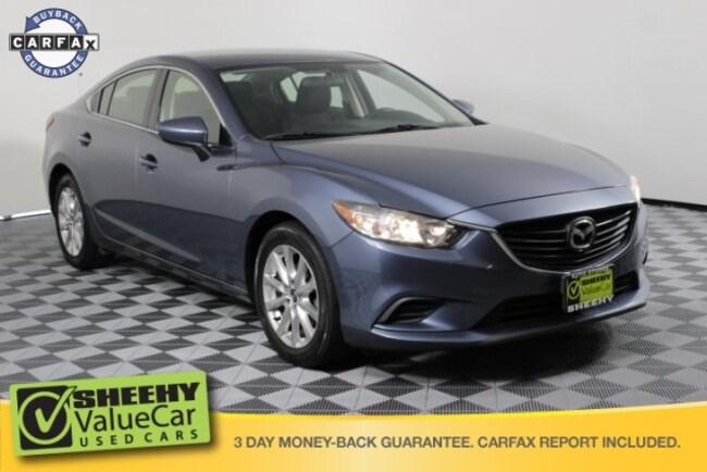 2014 Mazda 6 For Sale >> Used 2014 Mazda Mazda6 For Sale At Sheehy Subaru Vin Jm1gj1u68e1116547