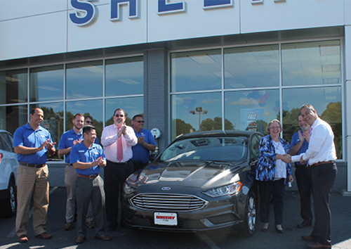 Check Out the Winner of Our 2017 Ford Fusion Giveaway