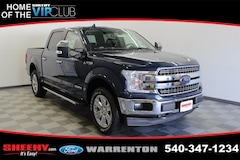 New 2018 Ford F-150 Lariat Truck SuperCrew Cab YD94067 for sale near you in Warrenton, VA