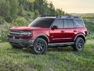 New 2021 Ford Bronco Sport Big Bend SUV Springfield VA