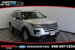 New Ford vehicles 2019 Ford Explorer Base SUV YA04957 for sale near you in Warrenton, VA