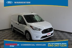 New Ford vehicles 2019 Ford Transit Connect XLT Cargo Van Y383035 for sale near you in Warrenton, VA