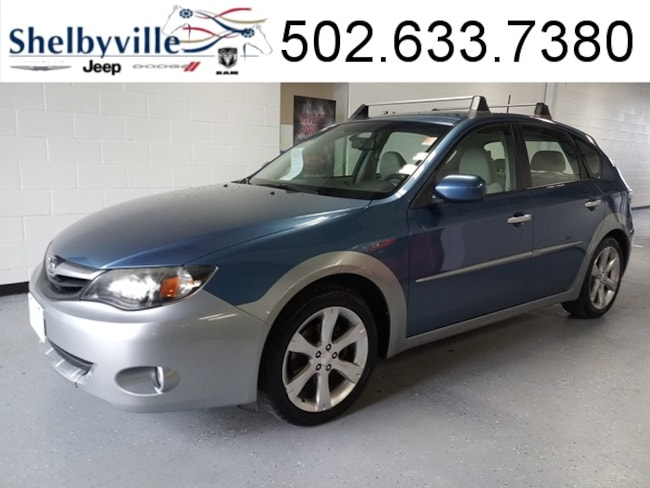 2010 Subaru Impreza Outback Sport Hatchback for sale near Louisville, KY at Shelbyville Chrysler Products