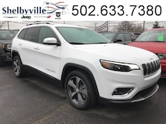 2019 Jeep Cherokee LIMITED FWD Sport Utility in Shelbyville
