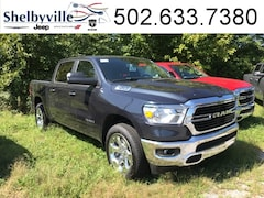 in Shelbyville 2019 Ram 1500 BIG HORN / LONE STAR CREW CAB 4X4 5'7 BOX Crew Cab New