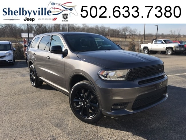 2019 Dodge Durango GT AWD Sport Utility for sale near Louisville, KY at Shelbyville Chrysler Products