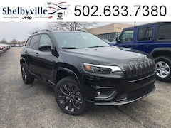 2019 Jeep Cherokee HIGH ALTITUDE 4X4 Sport Utility in Shelbyville
