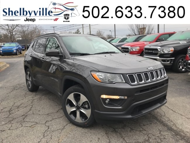 2019 Jeep Compass LATITUDE FWD Sport Utility for sale near Louisville, KY at Shelbyville Chrysler Products
