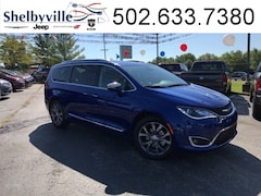New 2019 Chrysler Pacifica LIMITED Passenger Van in Shelbyville, KY