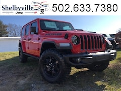 New 2019 Jeep Wrangler UNLIMITED MOAB 4X4 Sport Utility in Shelbyville, KY