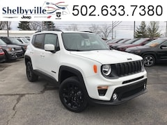 in Shelbyville 2019 Jeep Renegade ALTITUDE 4X4 Sport Utility New