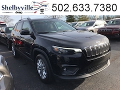 New 2019 Jeep Cherokee LATITUDE FWD Sport Utility in Shelbyville, KY
