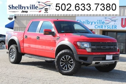 2012 Ford Raptor For Sale >> Used 2012 Ford F 150 Svt Raptor For Sale Near Louisville Ky 1ftfw1r6xcfc43581