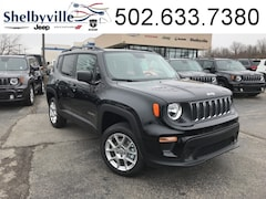 New 2019 Jeep Renegade SPORT 4X4 Sport Utility in Shelbyville, KY