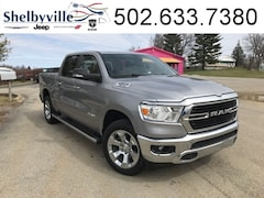 New 2019 Ram 1500 BIG HORN / LONE STAR CREW CAB 4X4 5'7 BOX Crew Cab in Shelbyville, KY