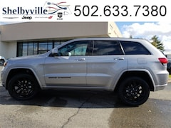 New 2019 Jeep Grand Cherokee ALTITUDE 4X4 Sport Utility in Shelbyville, KY