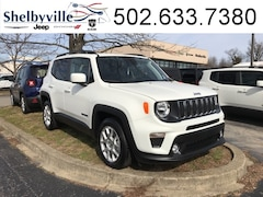 New 2019 Jeep Renegade LATITUDE 4X2 Sport Utility in Shelbyville, KY