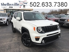New 2019 Jeep Renegade ALTITUDE 4X4 Sport Utility near Louisville
