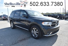 Certified Pre-Owned 2016 Dodge Durango Limited SUV in Shelbyville, KY
