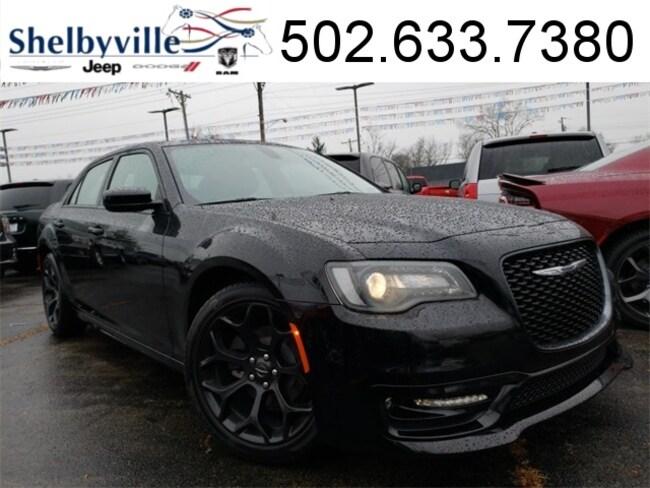 2019 Chrysler 300 S Sedan for sale near Louisville, KY at Shelbyville Chrysler Products