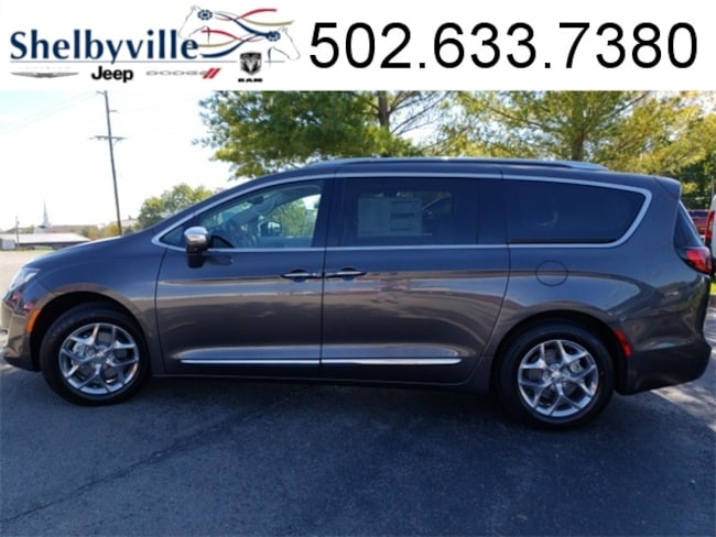 2019 Chrysler Pacifica LIMITED Passenger Van for sale near Louisville, KY at Shelbyville Chrysler Products