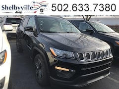 New 2019 Jeep Compass LATITUDE FWD Sport Utility in Shelbyville, KY