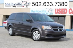 Certified Pre-Owned 2016 Dodge Grand Caravan AVP Minivan/Van in Shelbyville, KY