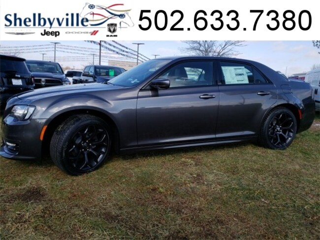 2019 Chrysler 300 S Sedan for sale near Louisville, KY at Shelbyville Chrysler Products