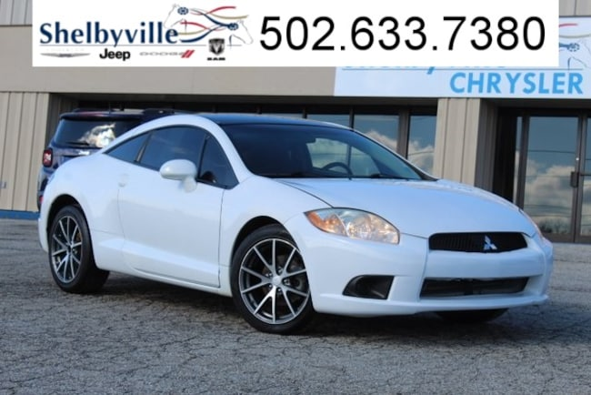 2012 Mitsubishi Eclipse GS Coupe for sale near Louisville, KY at Shelbyville Chrysler Products