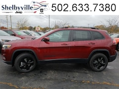 New 2019 Jeep Cherokee ALTITUDE 4X4 Sport Utility in Shelbyville, KY