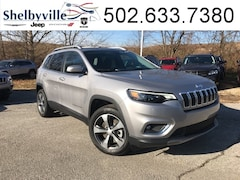 New 2019 Jeep Cherokee LIMITED FWD Sport Utility in Shelbyville, KY