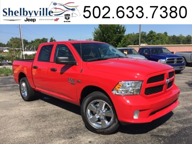 2019 Ram 1500 CLASSIC EXPRESS CREW CAB 4X4 5'7 BOX Crew Cab for sale near Louisville, KY at Shelbyville Chrysler Products