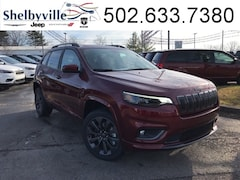 New 2019 Jeep Cherokee HIGH ALTITUDE 4X4 Sport Utility near Louisville