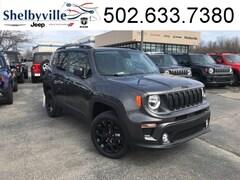 New 2019 Jeep Renegade ALTITUDE 4X4 Sport Utility near Louisville