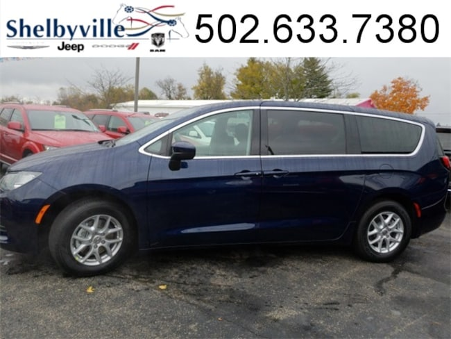 2019 Chrysler Pacifica LX Passenger Van for sale near Louisville, KY at Shelbyville Chrysler Products