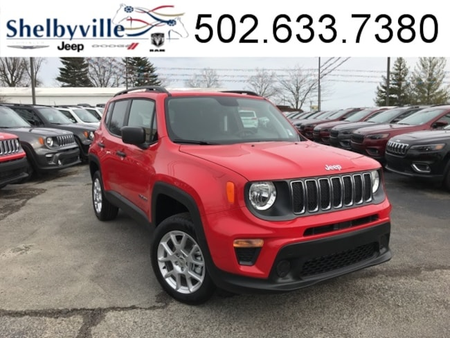 2019 Jeep Renegade SPORT 4X4 Sport Utility for sale near Louisville, KY at Shelbyville Chrysler Products