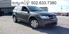 Certified Pre-Owned 2017 Dodge Journey SE SUV in Shelbyville, KY