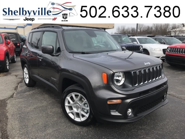 2019 Jeep Renegade LATITUDE 4X2 Sport Utility for sale near Louisville, KY at Shelbyville Chrysler Products