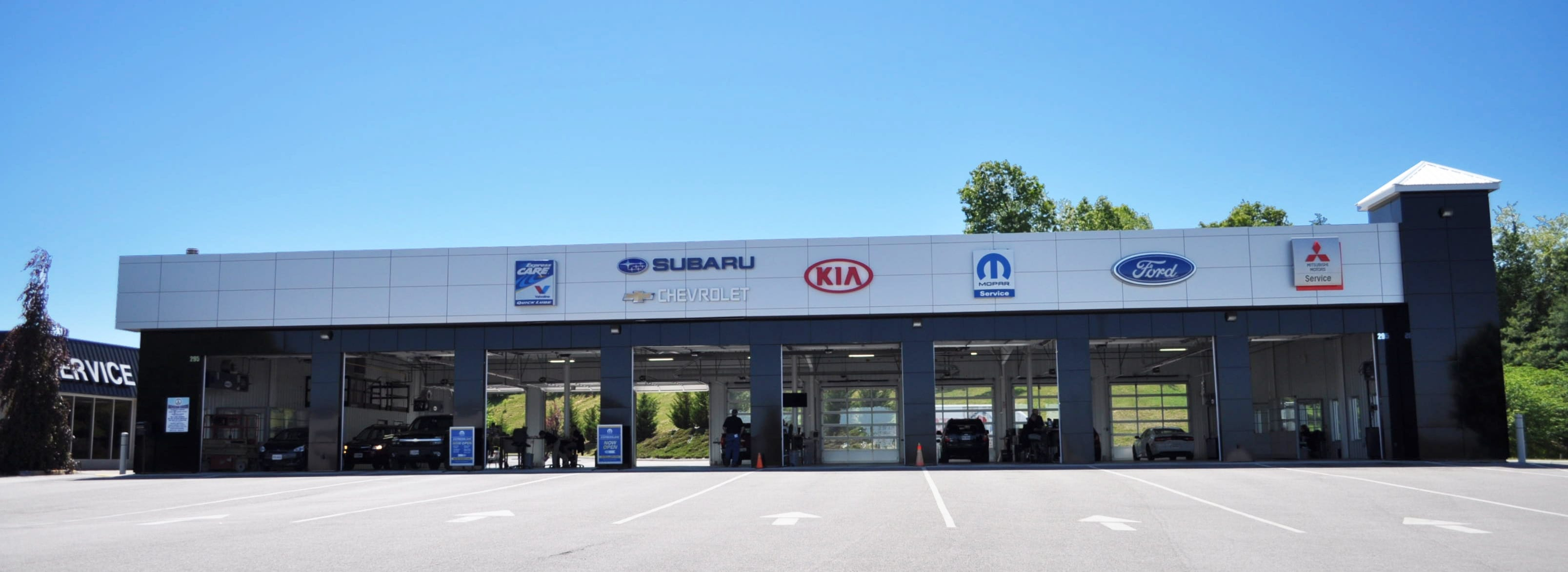 Subaru Service Center Near Blacksburg Motor Mile Subaru