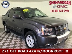 2011 Chevrolet Avalanche LT Truck Crew Cab