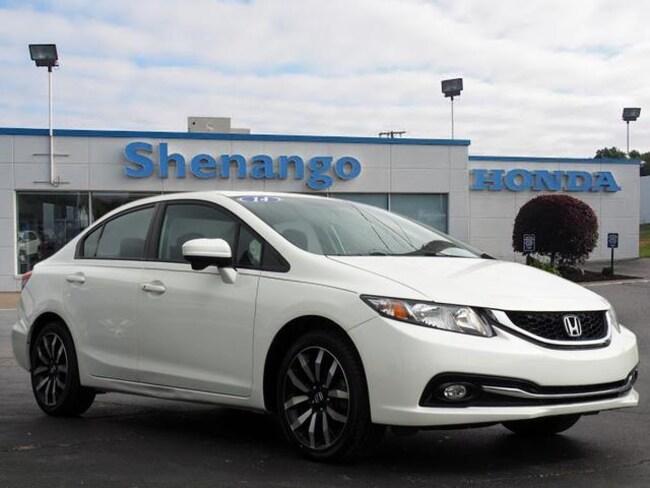 2014 Honda Civic EX-L Sedan